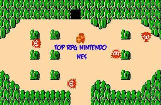 lista de mejores juegos RPG para NES