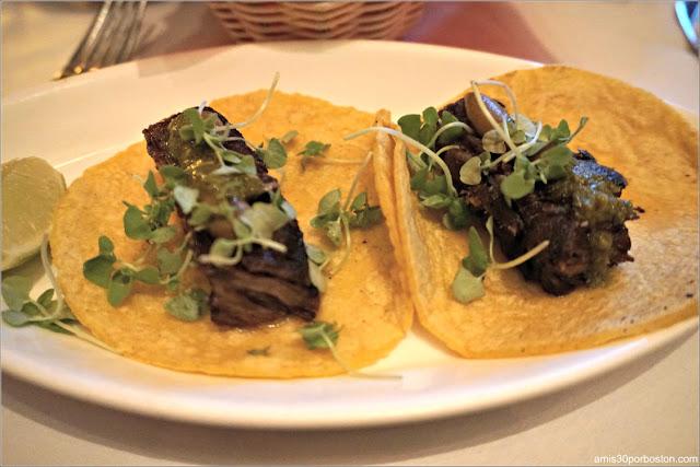 Toloache 50: Tacos de Costilla y Tuétano