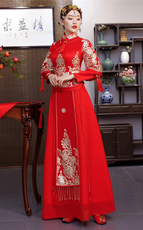 Cheongsam Wedding Dresses