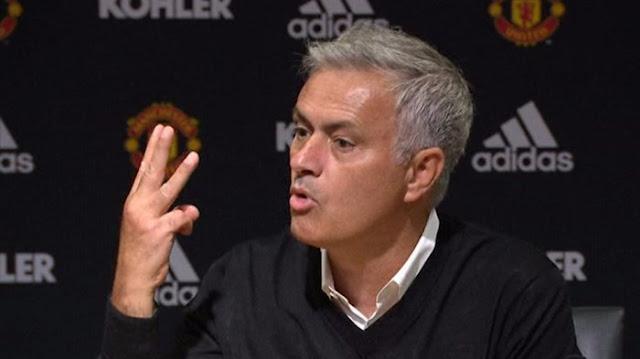 Agen Judi Casino--Marahnya Mourinho Di Konferensi Pers Yang Semestinya Tidak Diperlukan
