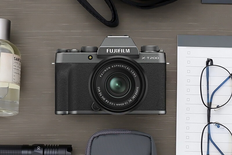 Fujifilm X-T200 Launches in PH, Priced