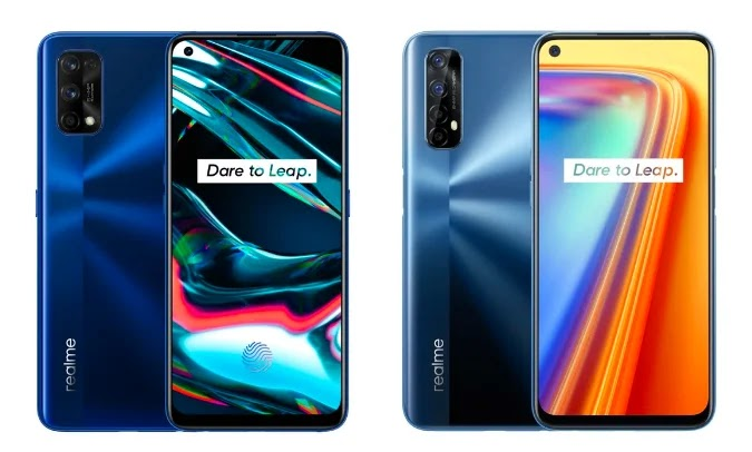 PRICING OF REALME 7 & PRO
