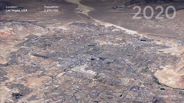 Las Vegas, USA - 2020