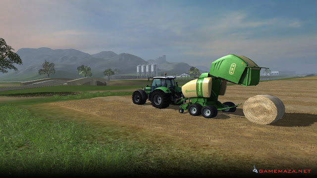 Farming Simulator 2011 Gameplay Screenshot 3