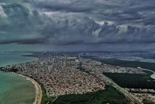 Sobe para 87 o número de cidades em alerta por causa de fortes chuvas na Paraíba