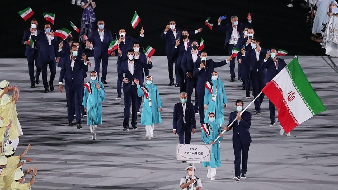 Atletas do Irã Olimpíadas de Tóquio 2021
