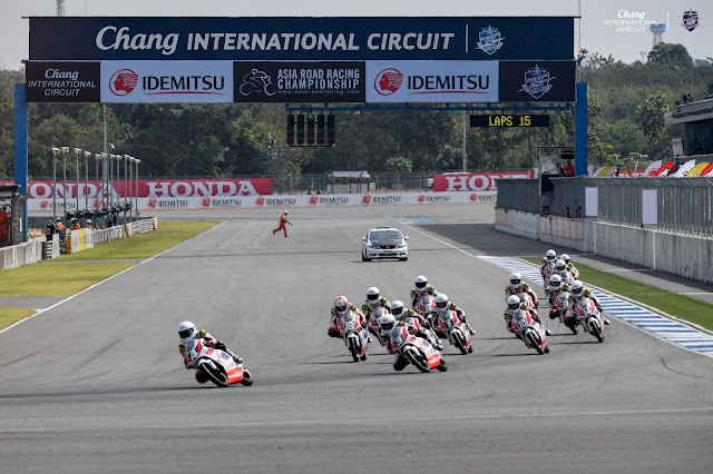 Honda Thailand Talent Cup Race1 Album