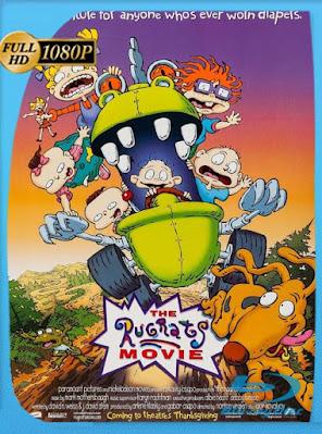 Rugrats La Pelicula (1998) HD [1080p] Latino [GoogleDrive] RijoHD