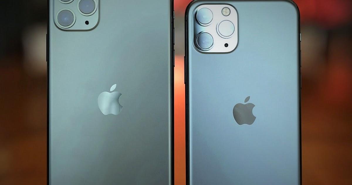 Pilih iPhone 11 Pro Atau iPhone 11 Pro Max ? Hal ini Perlu ...