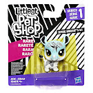 Littlest Pet Shop Series 1 Singles Sapphire Rhinostar (#1-54) Pet