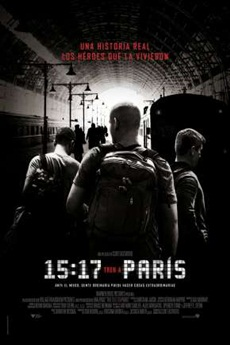 Download 15h17 - Trem Para Paris Dublado e Dual Áudio via torrent
