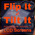 Flip It or Tilt It: Articulating the Variations of LCD Screens