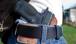 If You Choose To Carry A Gun For Self-Defense, Proper Training Is Essential