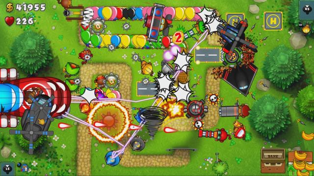 Review: Bloons TD 5 (Nintendo Switch) - Digitally Downloaded