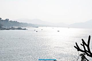 Brahmaputra River View