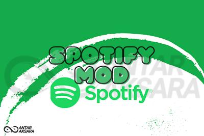 Download Spotify MOD APK Tanpa Iklan
