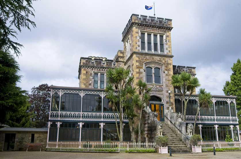 Lanach Castle, Dunedin