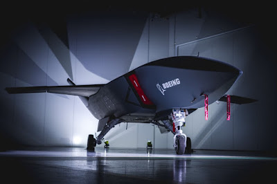 boeing loyal wingman drone