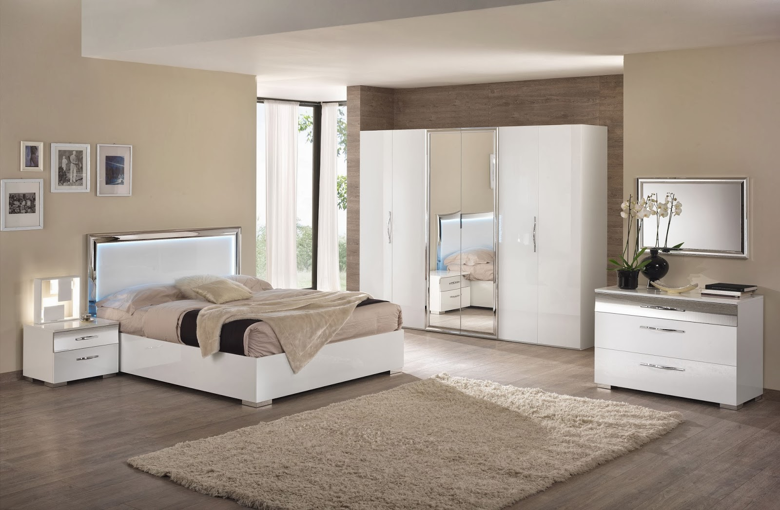 High Gloss Bedroom Furniture Sets MonclerFactoryOutletscom