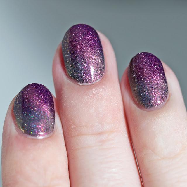 Paint It Pretty Polish Purple Rain