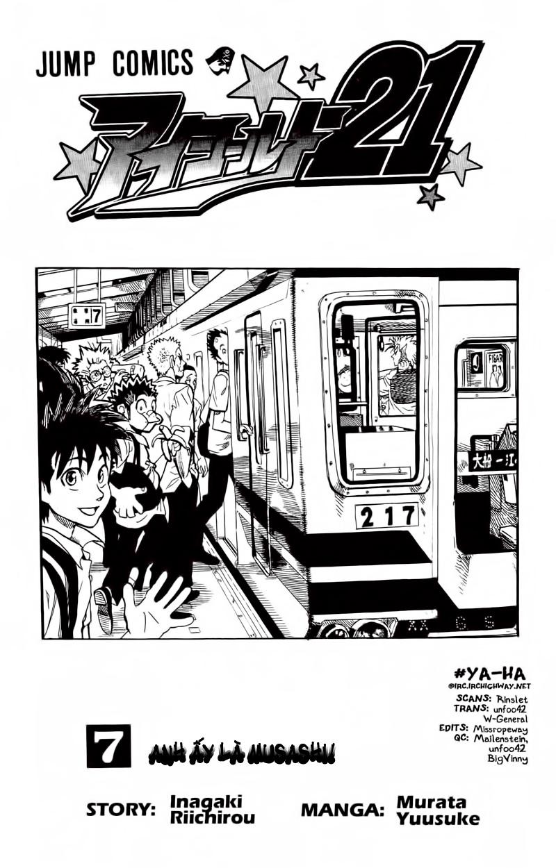 Eyeshield 21 chapter 53 trang 6
