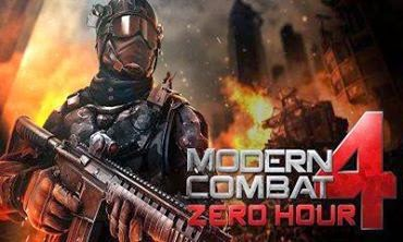 Modern Combat 4: Zero Hour | Full Android Game