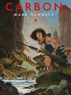 Carbon Mark Schultz - Flesk