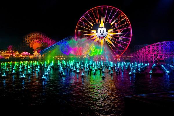 Disneyland Spring