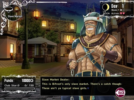 Monster Girl Club Bifrost Free Download PC Game Cracked in Direct Link and Torrent. Monster Girl Club Bifrost – Pay back your debt to the Grim Reaper in this management simulation game! You're a monster trainer in an up-and-coming nightclub where the lovely…
