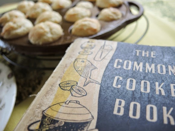 katiecrackernuts.blogspot.com || 100 years of The Commonsense Cookery Book