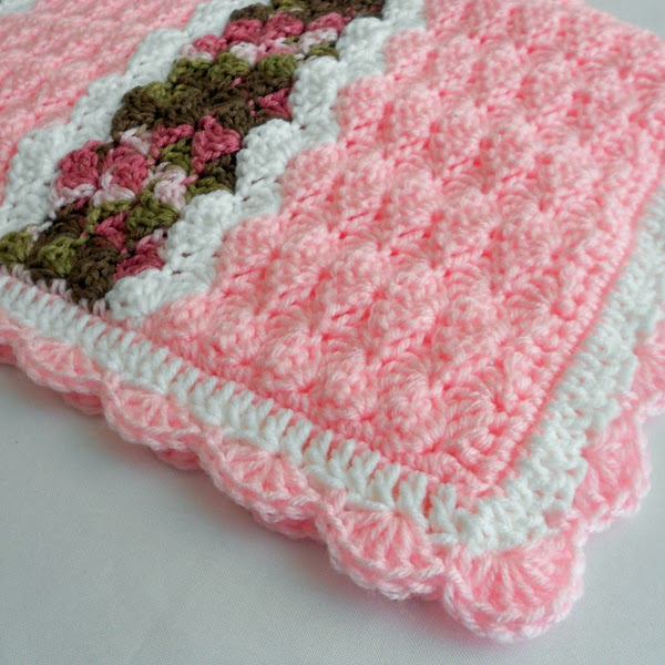 Peachtree Cottage Creations Pink Camo
