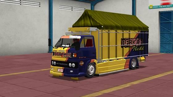 Livery Truck Umplung Berkah Ilahi