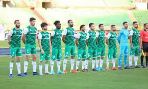 مباراة المصري وحرس الحدود