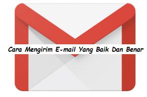 Cara Mengirim E-mail Lewat HP Yang Baik Dan Benar
