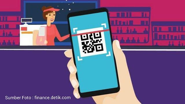 QR Standar Pembayaran Digital Ala Millenial