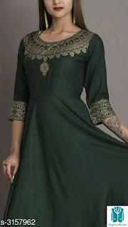 Elegant Trendy Women's Kurtis