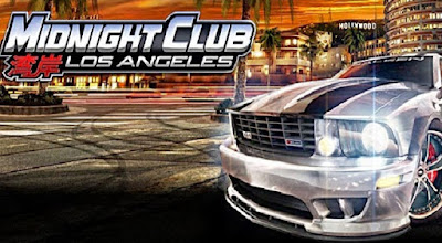 download Game PSP Midnight Club L.A Remix ISO