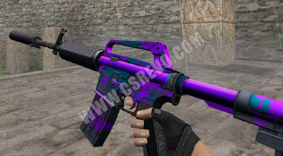 Skin M4A1 - Lnk Attack - HD CS 1.6
