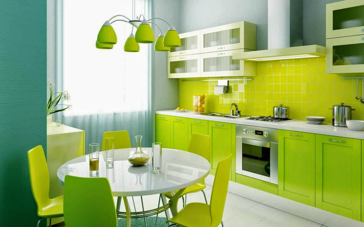 tips dan cara menata dapur yang baik untuk kesehatan