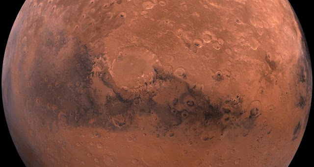 What's Mars made of?  Researchers simulate the core of Mars to investigate its composition and origin