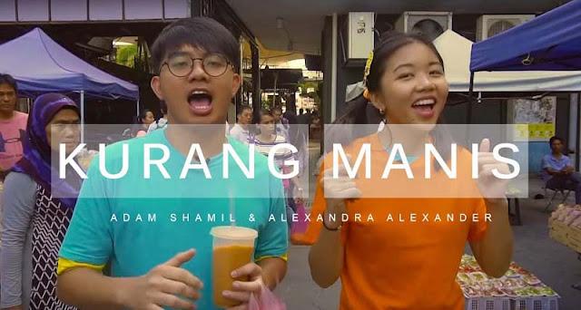 Lirik lagu Kurang Manis - Adam Shamil & Alexandra Alexander