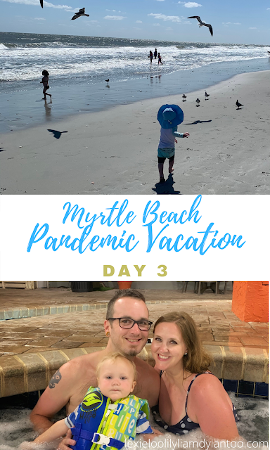 Myrtle Beach Family Vacation - Pandemic Travel, Life with Down syndrome, Travel with Kids, Big Family Life
