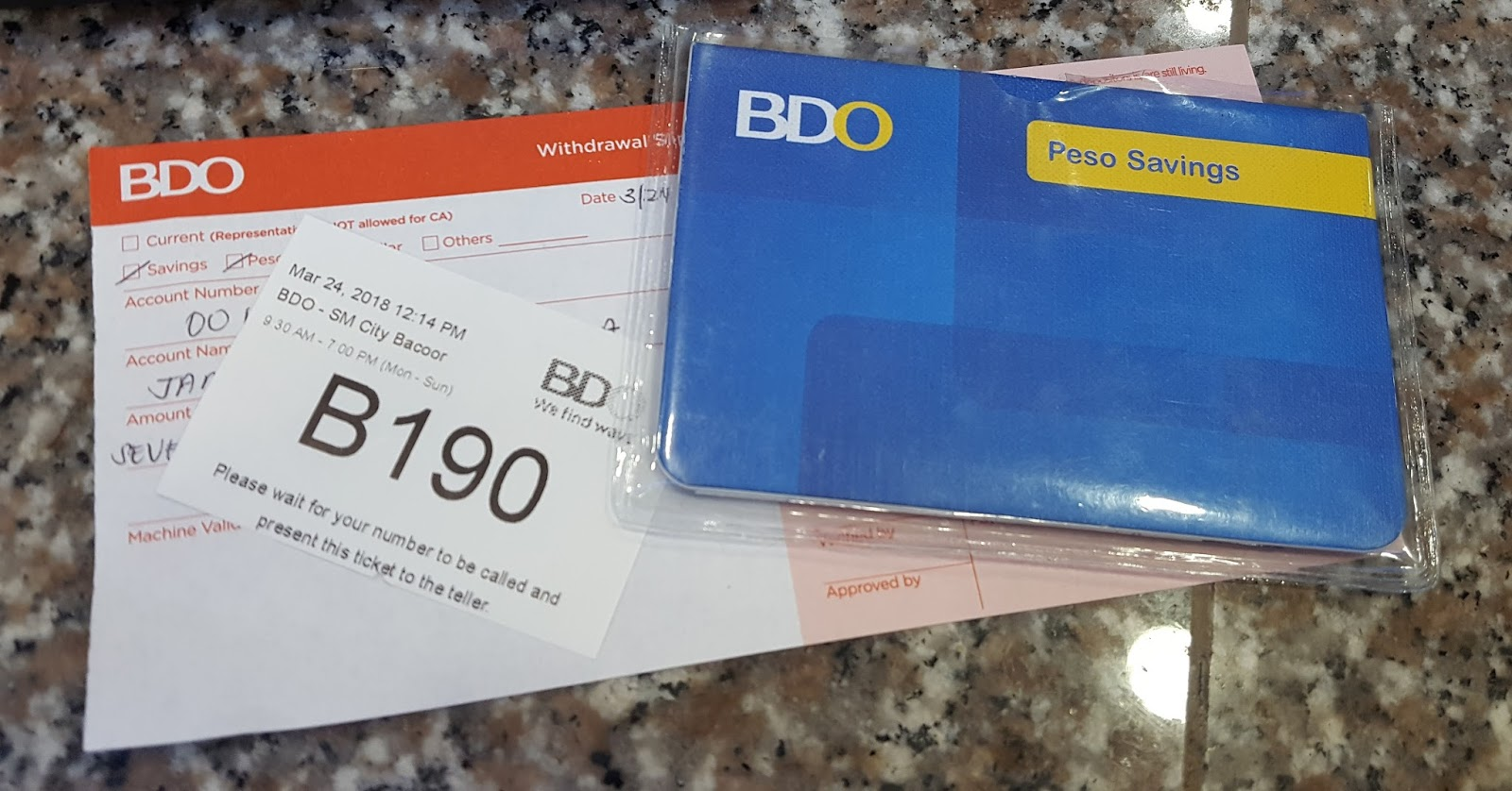 How To: Increase Your BDO ATM Withdrawal Limit | Casita del Rose