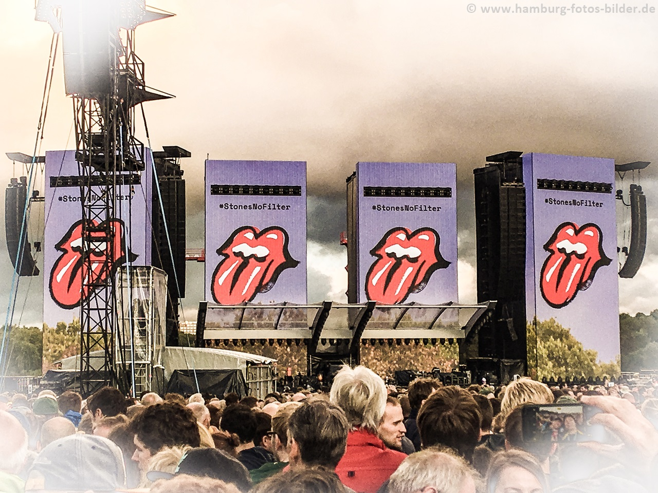 NEU im Blog: Rolling Stones in Hamburg