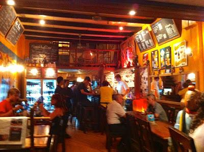 Chokdee Cafe & Restaurant in Vientiane, Laos