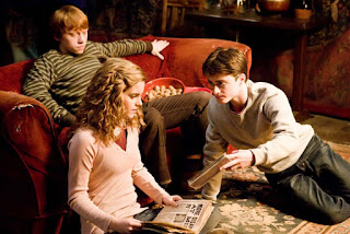 Giddy Hogwarts: Harry Potter and the Half-Blood Prince (2009)