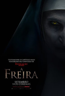 Baixar A Freira (2018) Torrent - BluRay Dual Áudio