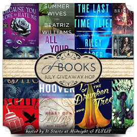 July Book Giveaway