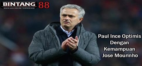 Paul Ince Optimis Dengan Kemampuan Jose Mourinho
