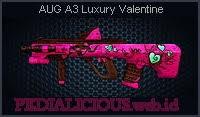 AUG A3 Luxury Valentine